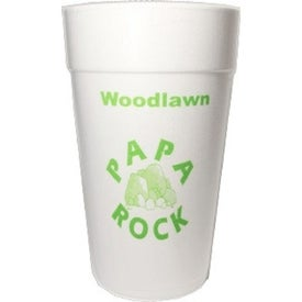 Styrofoam Hot or Cold Cups (32 Oz.)