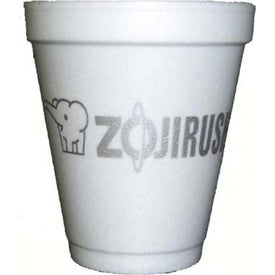 Styrofoam Hot or Cold Cup