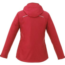 Arden Fleece Lined Jacket by TRIMARK Imprinted with Your Logo