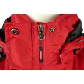 Logo Arden Fleece Lined Jacket by TRIMARK