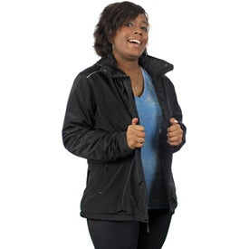 Customized Arden Fleece Lined Jacket by TRIMARK