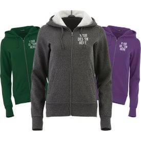 Cypress Fleece Zip Hoody by TRIMARK (Women's)