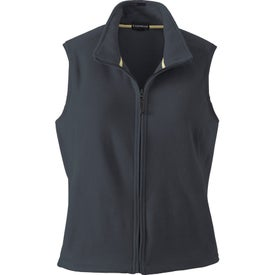 Printed Doma Microfleece Vest by TRIMARK