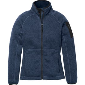 High Sierra Funston Knit Full Zip Fleece by TRIMARK (Women's)