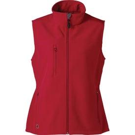 Innis Bonded Fleece Vest by TRIMARK Giveaways