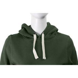 Custom Rhodes Fleece Kanga Hoody by TRIMARK