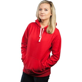 Rhodes Fleece Kanga Hoody by TRIMARK (Women's)
