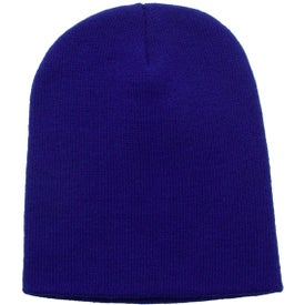 Short Knit Beanie for Your Organization