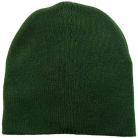 Short Knit Beanie for Your Church