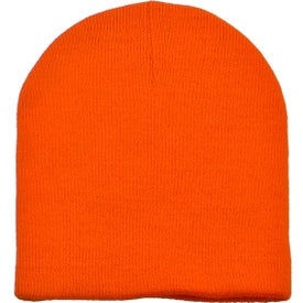 Promotional Short Knit Beanie