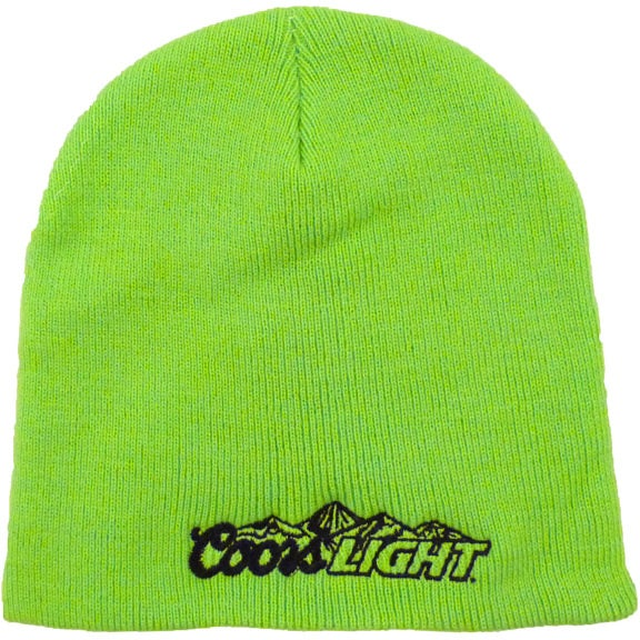 Promotional Short Knit Beanies with Custom Logo for  7.40 Ea. 4b66391f7d7