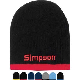 Two Color Beanie (Unisex)