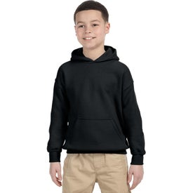 Gildan Heavy Blend 50/50 Hood Sweatshirts (Youth)
