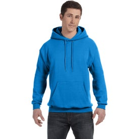 Hanes Ecosmart 50/50 Pullover Hooded Sweatshirt (Men's)
