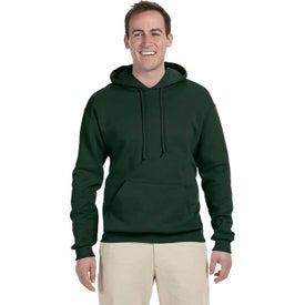 Jerzees Adult NuBlend Fleece Pullover Hooded Sweatshirt (Men's, Colors)