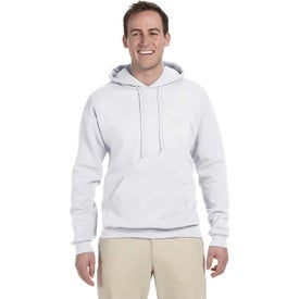 Jerzees Adult NuBlend Fleece Pullover Hooded Sweatshirt (Men's)