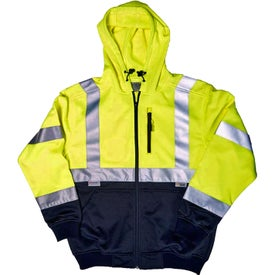 Xtreme Visibility HiVis Class 3 Safety Sweatshirts (Men''s)