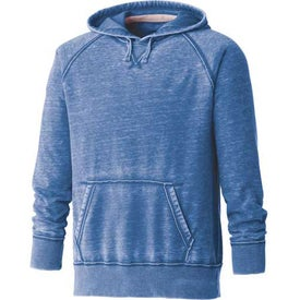 Burnout Fleece Kanga Hoody by TRIMARK for Your Church