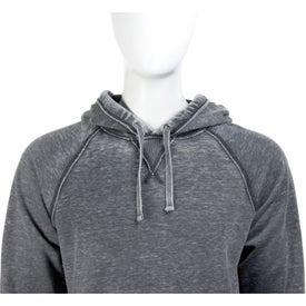 Burnout Fleece Kanga Hoody by TRIMARK Giveaways