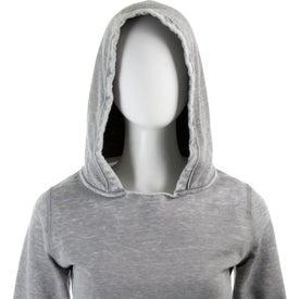 Company Burnout Fleece Kanga Hoody by TRIMARK