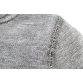 Burnout Fleece Kanga Hoody by TRIMARK for Your Organization