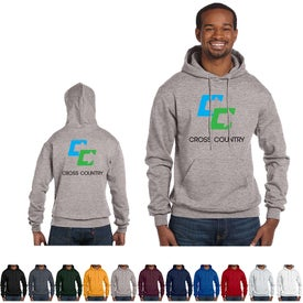 Champion Adult 9 Oz. Double Dry Eco Pullover Hood