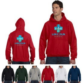 Champion Adult Reverse Weave Pullover Hood