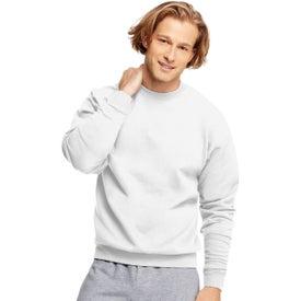 Customized Dark Hanes PrintProXP Comfortblend Sweatshirt