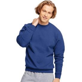 Imprinted Dark Hanes PrintProXP Comfortblend Sweatshirt