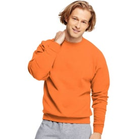 Dark Hanes PrintProXP Comfortblend Sweatshirt for Advertising