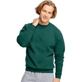 Printed Dark Hanes PrintProXP Comfortblend Sweatshirt