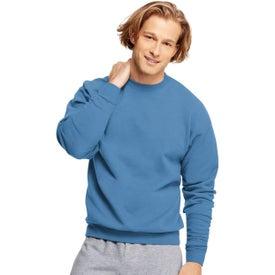Dark Hanes PrintProXP Comfortblend Sweatshirt Printed with Your Logo