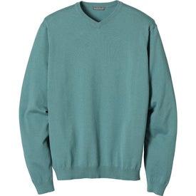 Customized Freeport V-Neck Sweater by TRIMARK