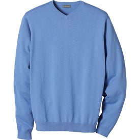 Customized Freeport V-Neck Sweater by TRIMARK