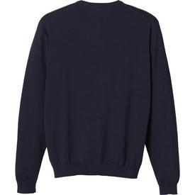 Imprinted Freeport V-Neck Sweater by TRIMARK