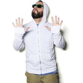 Garner Knit Full Zip Hoody Sweatshirt by TRIMARK (Men's)