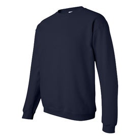 Gildan Ultra Cotton Crewneck Sweatshirt Printed with Your Logo