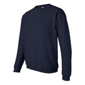Gildan Ultra Cotton Crewneck Sweatshirt Printed with Your Logo