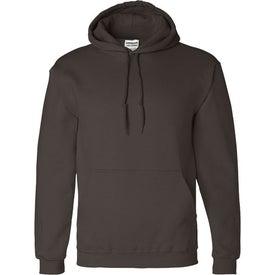 Logo Gildan Ultra Cotton Hooded Sweatshirt