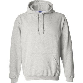 Gildan Ultra Cotton Hooded Sweatshirt with Your Slogan