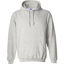 Gildan Ultra Cotton Hooded Sweatshirt with Your Slogan