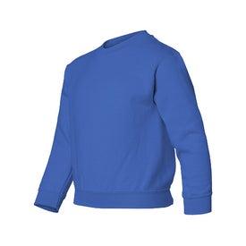 Gildan Youth Crewneck Sweatshirt for Your Organization
