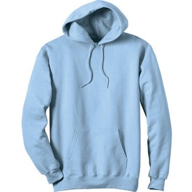 Light Hanes Ultimate Cotton Hooded Sweatshirt for Your Church