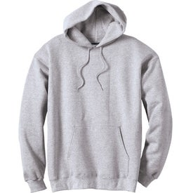 Advertising Light Hanes Ultimate Cotton Hooded Sweatshirt