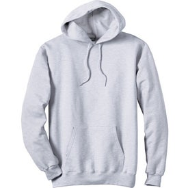 Light Hanes Ultimate Cotton Hooded Sweatshirt (Men's)