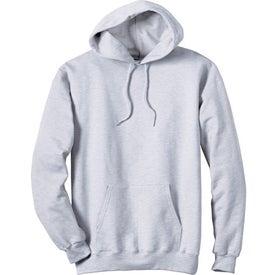 Light Hanes Ultimate Cotton Hooded Sweatshirt