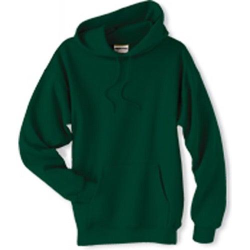 Green Hoodie Sweatshirt   Fashion Ql