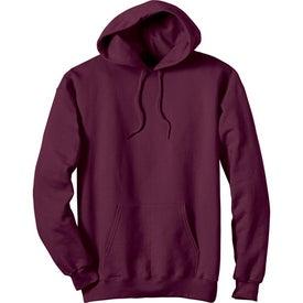 Custom Dark Hanes Ultimate Cotton Hooded Sweatshirt