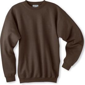 Promotional Dark Hanes Ultimate Cotton Sweatshirt