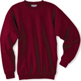 Dark Hanes Ultimate Cotton Sweatshirt with Your Logo